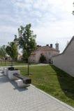 Alba Iulia, Unirii Square Royalty Free Stock Photo