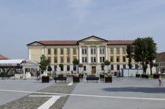 Alba Iulia-Universität, Rumänien Stockfotografie