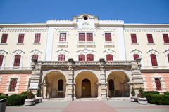 alba iuliamuseumunion Arkivbild