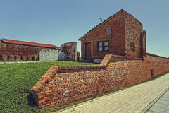 Alba Karolina fortyfikacja Zdjęcia Royalty Free
