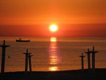 alba l восход солнца Стоковая Фотография
