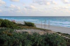 Alba nei Caraibi Immagini Stock