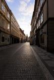 Alba a Praga Fotografia Stock Libera da Diritti