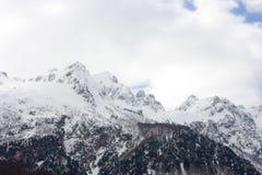 Albańscy Alps Obrazy Stock