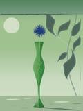 Alba verde Royalty Illustrazione gratis