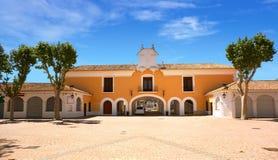 Albacete Feria in Castile La Mancha. In Spain stock image