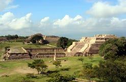 Alban Μεξικό monte στοκ φωτογραφίες