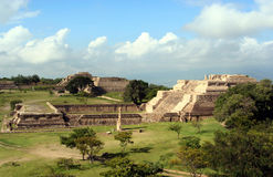 alban monte Mexico zdjęcia stock