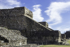 Alban pyramid royalty free stock image