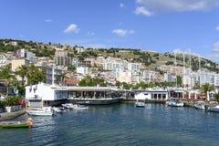 Alban Riviera arkivfoto