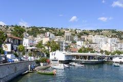 Alban Riviera arkivfoton