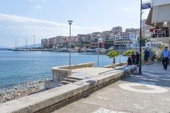 Alban Riviera arkivbilder