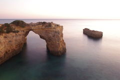 Albandeira, Algarve Stock Photography