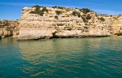 Albandeira, Algarve, Portogallo Immagini Stock