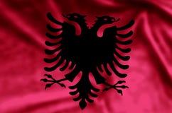 albanië royalty-vrije illustratie