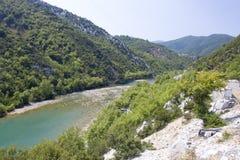 Albania kraj Zdjęcie Royalty Free