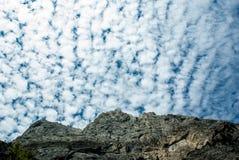 Albania prokletije. Cloudscape mountain summer Stock Photo