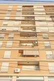 Albania, Tirana, Entangled Telecom Wires stock photos