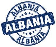 Albania znaczek Zdjęcia Stock