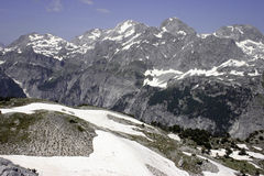 Albanian Alps Stock Images