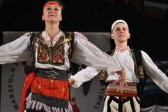 Albanian folklore Stock Photo
