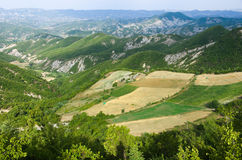 Albanian Landscape Of Highlands Royalty Free Stock Image