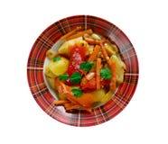 Albanian Vegetables Stock Photos
