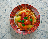 Albanian Vegetables Royalty Free Stock Photography