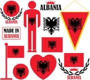 albanien Lizenzfreie Stockfotos
