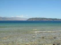 Albanien so nah Stockfoto