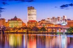 Albany, Нью-Йорк, США Стоковое фото RF