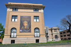 Albany Institute of History and Art, Albany, New York stock photos