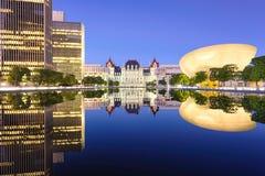 Albany Nowy Jork zdjęcie stock