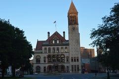Albany, Nueva York Foto de archivo libre de regalías