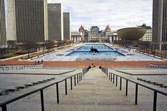 Albany, Nueva York Fotografía de archivo