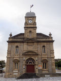 Albany Town Hall, Western Australia stock image