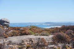 Albany Western Australia Aerial Panorama Stock Images