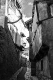 Albarracín Stock Image