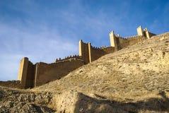 Albarracin, Теруэль, Арагон, Испания Стоковые Изображения RF
