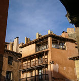 Albarracin, Теруэль, Арагон, Испания Стоковое Изображение RF