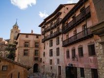 Albarracin Imagenes de archivo