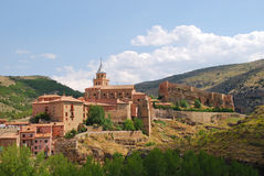 Albarracin Stock Photos
