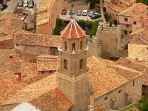 Albarracin Royalty Free Stock Photos