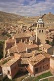 Albarracin Royaltyfri Fotografi