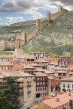 Albarracin Стоковое Изображение