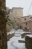 Albarracin Royalty Free Stock Photography