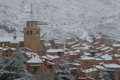 Albarracin Royalty Free Stock Image