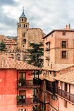 Albarracin, Aragon, Spain. Stock Photo