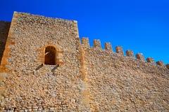 Albarracin medieval town at Teruel Spain Stock Images