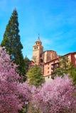 Albarracin medieval town in Teruel world heritage Royalty Free Stock Image